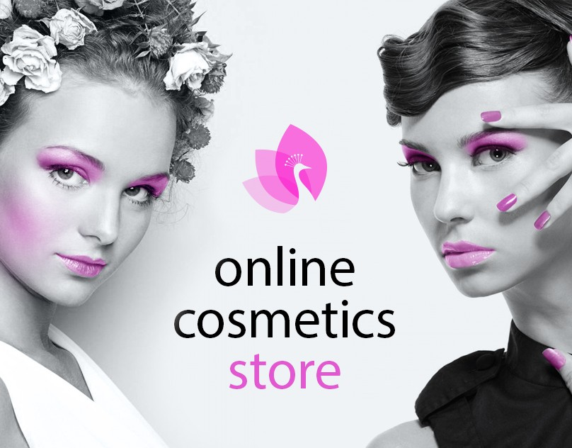 Разработан адаптивный интернет-магазин косметики